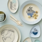 Preview: Bloomingville Suppenteller Albert Hase blau