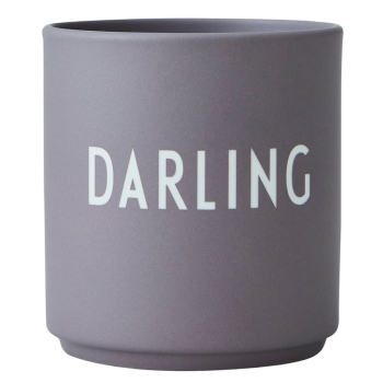 Design Letters Darling Favourite Cup Becher Lila