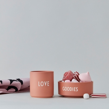 Design Letters Goodies Snack Bowl