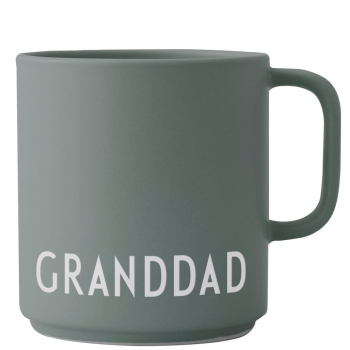 Design Letters Granddad Favourite Cup Petrol