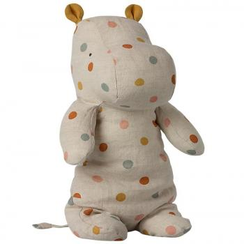 Maileg Hippo Safari Friends Dots medium