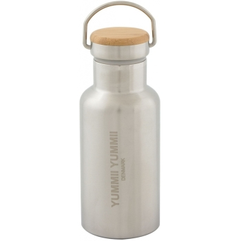 Yummii Yummii Thermosflasche 350ml Bambusdeckel